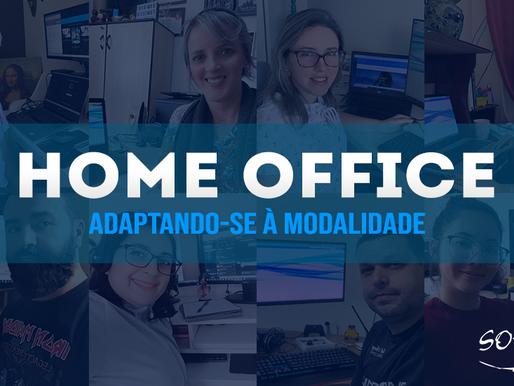 Adaptando-se à modalidade Home Office