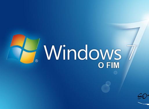 Fim do Windows 7: você está preparado?