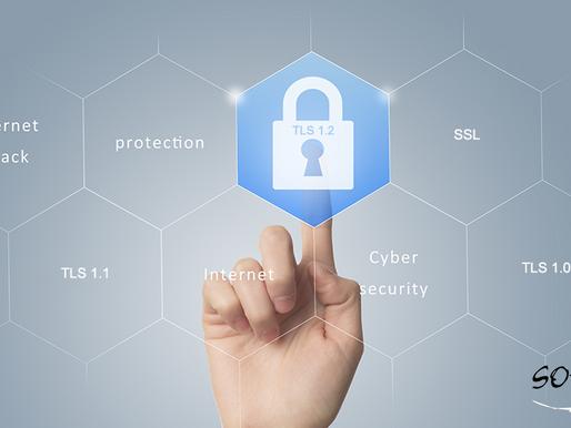 Desativação dos protocolos SSL, TLS 1.0 e TLS 1.1