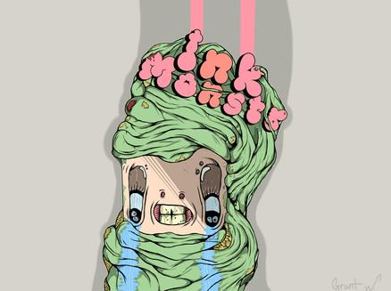 Ink Monstr (show art)