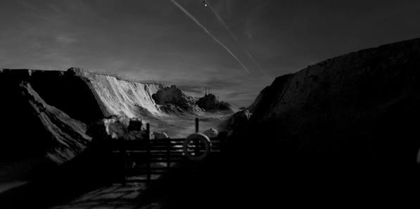 Alien Landscape.