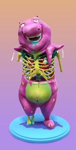 Morbid Barney.