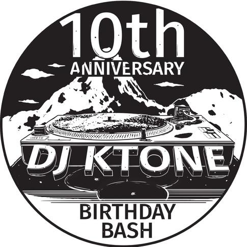 DJ KTONE birthday bash
