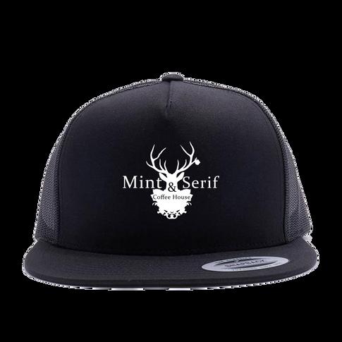 Mint & Serif Hat
