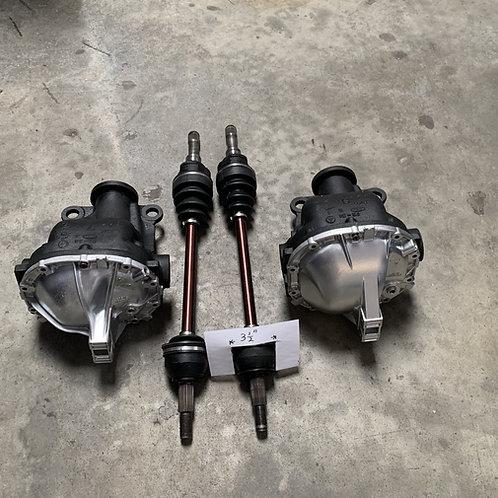 """7.5"""" or 8.8"""" Ford Differential w Eaton TruTrak 28 spline"""