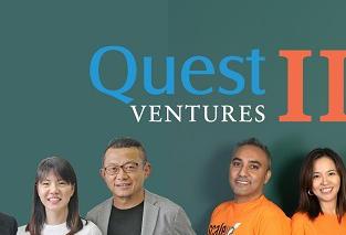 ScaleUp Malaysia, Quest Ventures Sediakan RM4,150,000 bantu syarikat permulaan