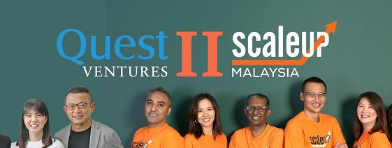 ScaleUp Malaysia partners SG's Quest Ventures to nurture local startups