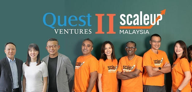 ScaleUp Malaysia Partners Singapore's Quest Ventures to Take M'sian Solutions Global