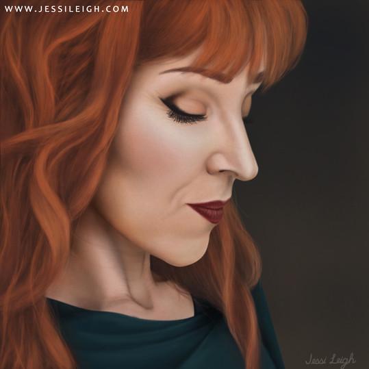 Rowena Portrait