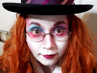 Mad Hatter Costume!