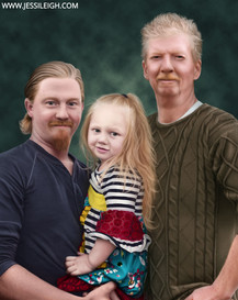 Digital Family Portrait