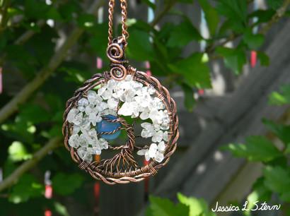 Blue Moon Tree of Life