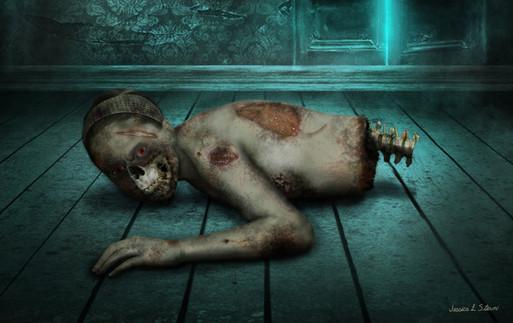 Half Zombie - Crawler