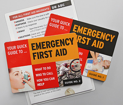 What can a first aider do to help during the coronavirus pandemic?