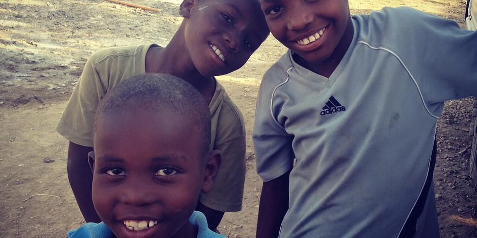 Haiti Orphanage Trip