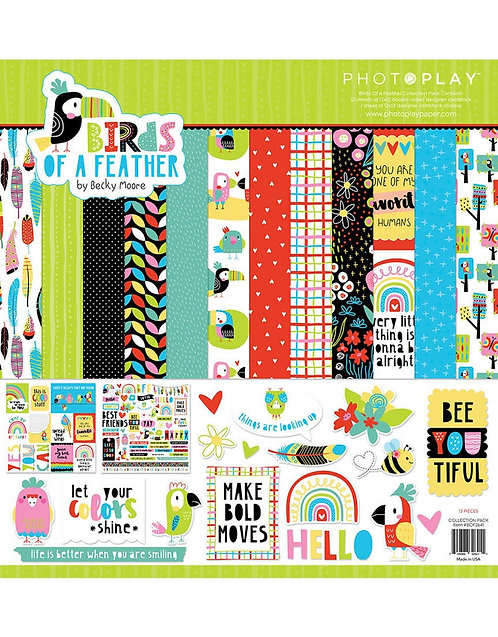 Photoplay - Birds Of A Feather 12x12 Collection Kit