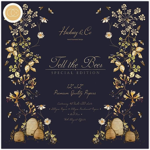 Craft Consortium - Tell The Bees 12x12 Collection
