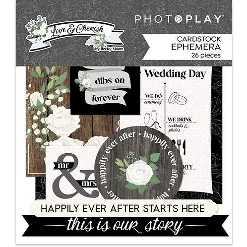 Photoplay - Love & Cherish Ephemera