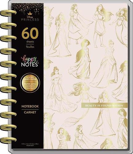 Disney Happy Notes Notebook