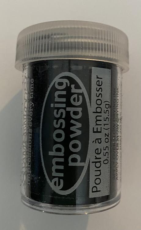 Stampendious Embossing Powder - Detail Black