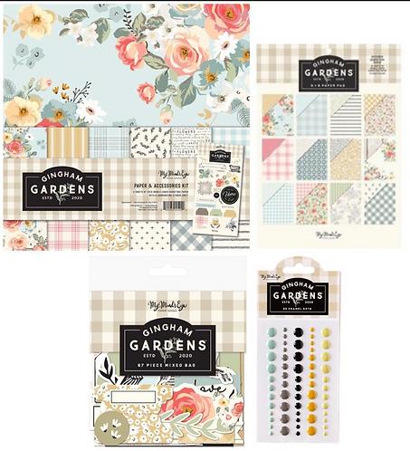 Gingham Gardens Deluxe Pack