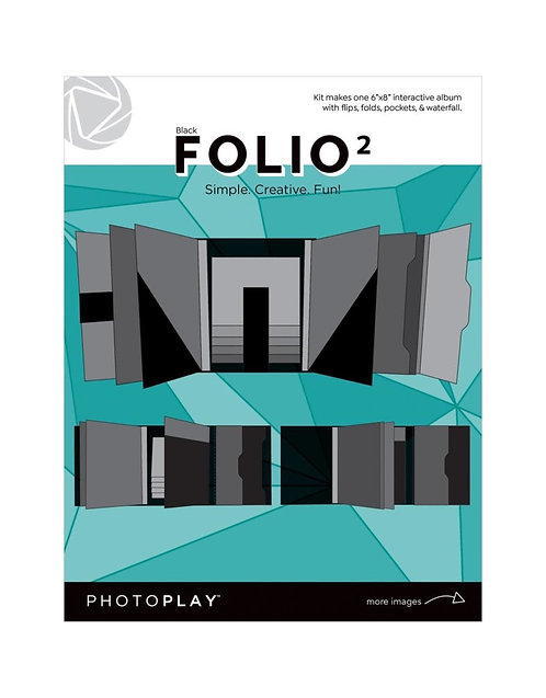 Photoplay Folio 2  (black)