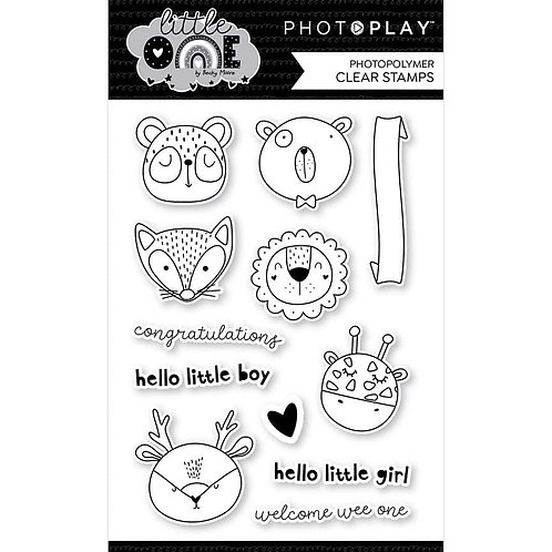 Photoplay - Little One Stamps