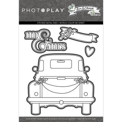 Photoplay - Love & Cherish - metal Die