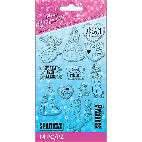 Disney Princess Stamps