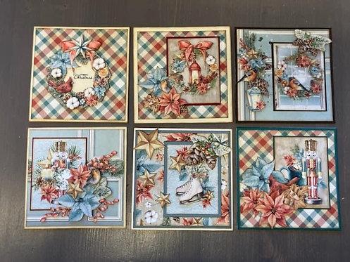 Home for Christmas Card Kit