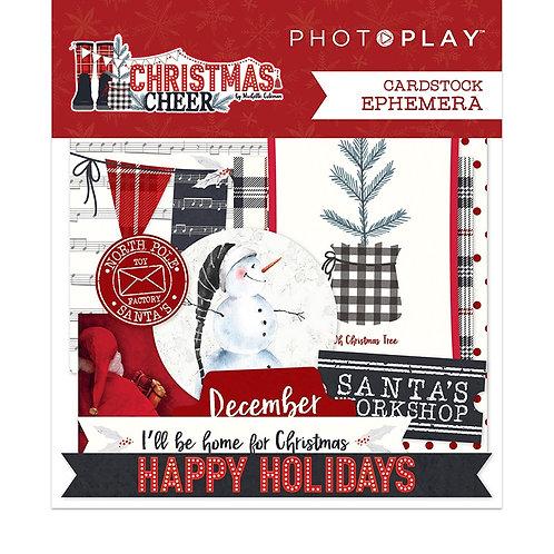 Photoplay- Christmas Cheer Ephemera