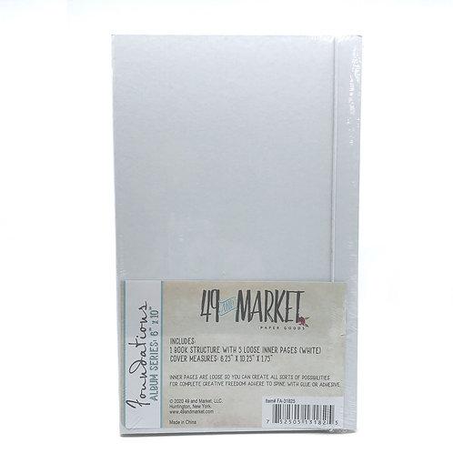 "49 and Market 6"" x 10"" Album"