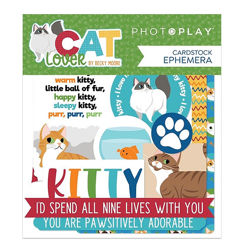 Photoplay - Cat Lover Ephemera