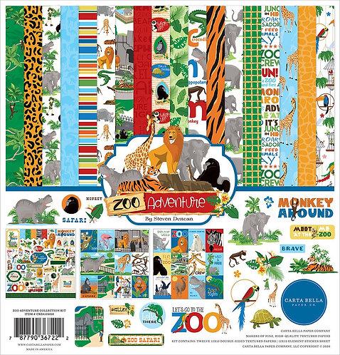 Carts Bella - Zoo Adventure Bundle