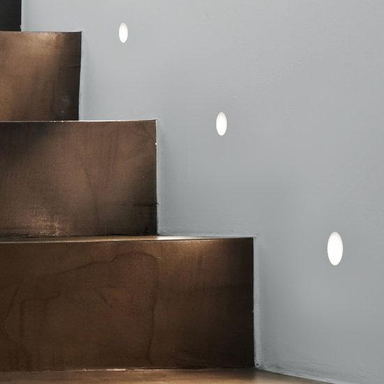 Leros LED Trimless Low Level Light