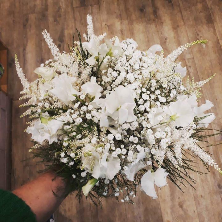 Bouquet de mariée inspiration Meghan et