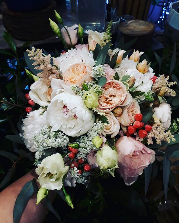 Bouquet de Camille #wedding#bouquetmarie