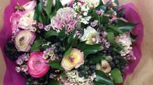 Des fleurs hivernales !