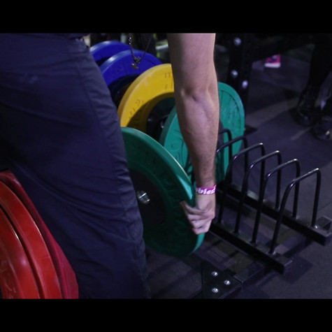 Musculation Fitness, Crossfit Gym, Salle de sport Ezzahra.