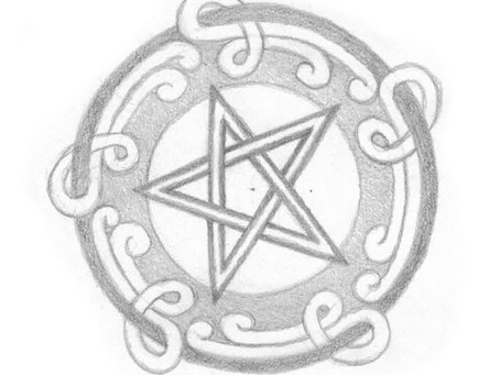The Wiccan Pentacle