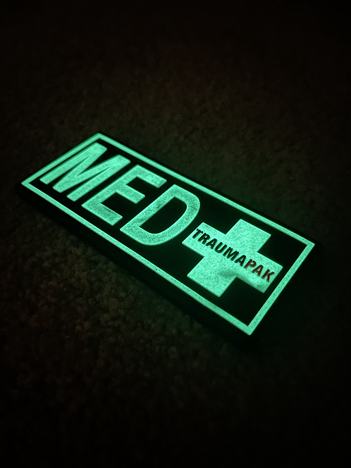 MED Patch (glow in the dark)