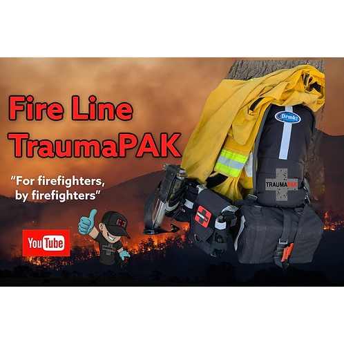 Fire Line TraumaPAK