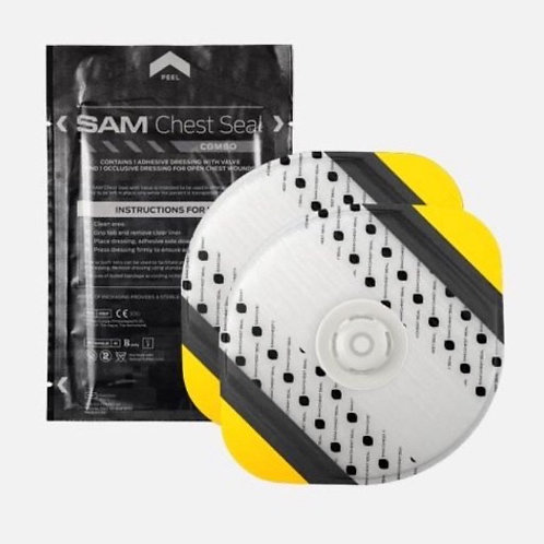 SAM Chest Seal Combo Pack