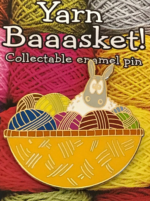 Yarn Baaasket