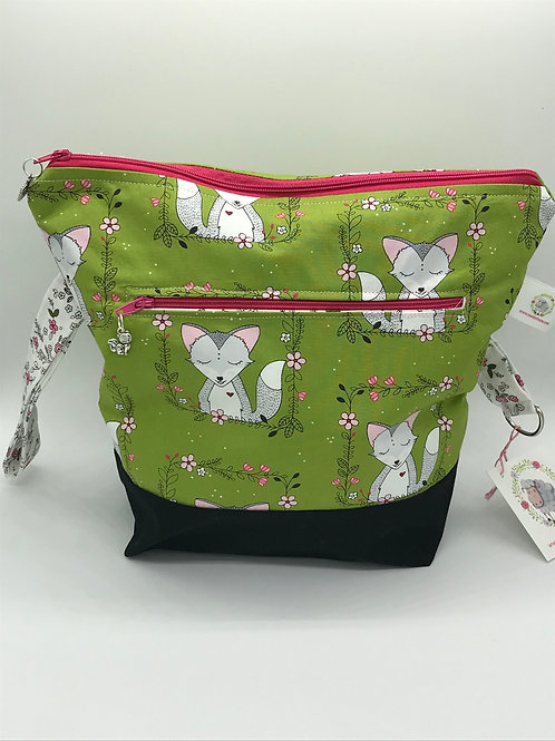 What Knot Zipper Bags