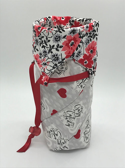 Twisted Spindle Bags