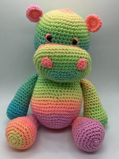 Retro Hippo