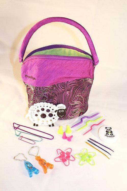HiyaHiya Accessories Gift Set With Project Bag