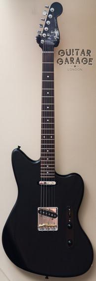 Jazzcaster Telemaster Custom Black Nitro