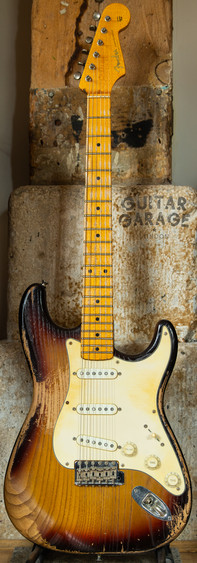 Fender '58 Custom Stratocaster Sunburst
